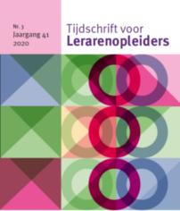 Derde editie Tijdschrift voor Lerarenopleiders